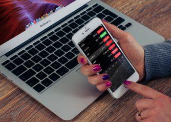 Checking stock market prices